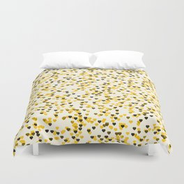 Battalion hearts Duvet Cover