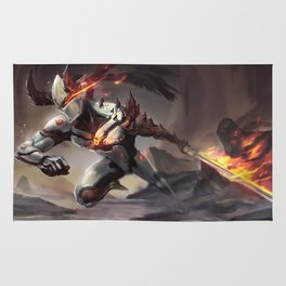 Demon Genji Rug