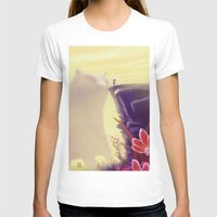 beauty and the beast T-shirts featuring Beauty and the Beast by Josè Sala