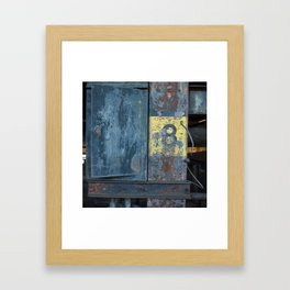 No. 8  Framed Art Print