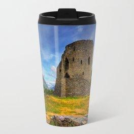 Dolbadarn Castle Travel Mug