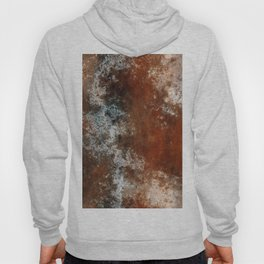 Marbled Structure 4C Hoody