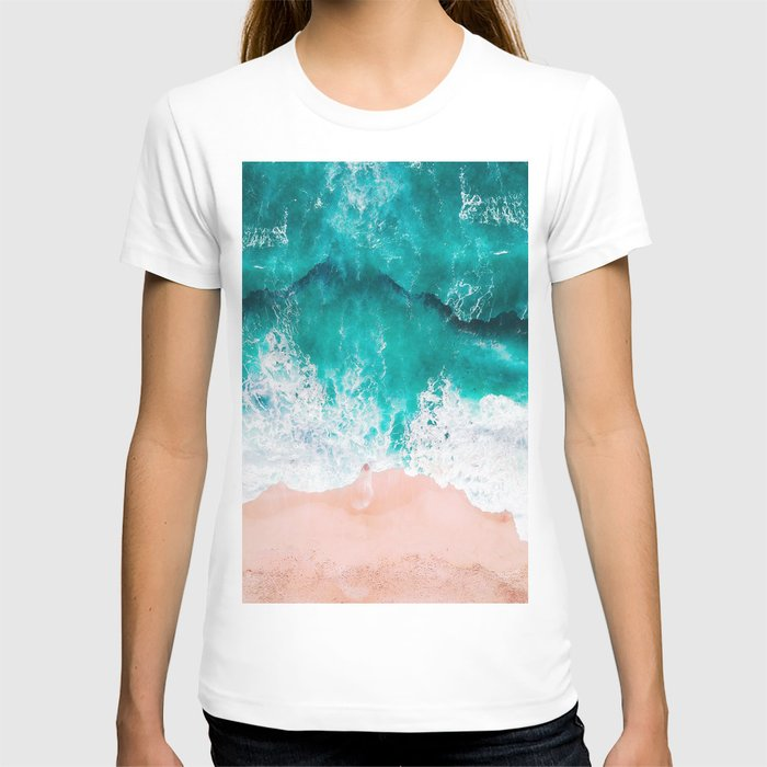 Ocean adventures -drone T-shirt