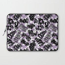 Biff Bam Pow 2 Laptop Sleeve