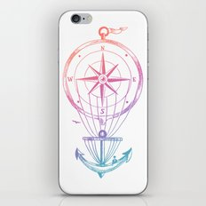 Going Places iPhone & iPod Skin