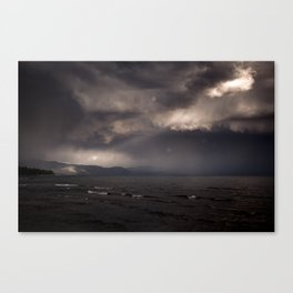 Explorations with Space: No. 3 Canvas Print