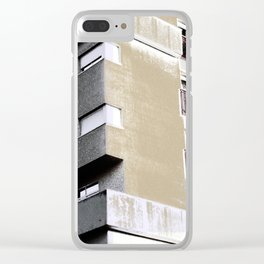 l.3. Clear iPhone Case