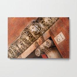 Ancient Adornments Metal Print