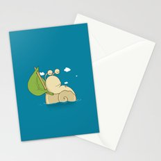 S(n)ail Away Stationery Cards