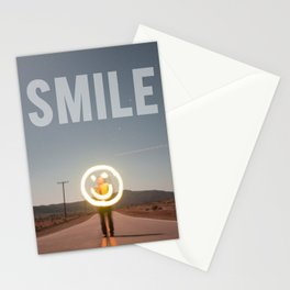 H.S. SMILE Stationery Cards