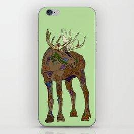 Fancy Moose iPhone Skin