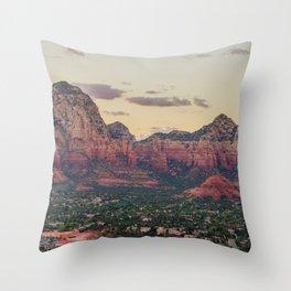 Sedona, Arizona 2 Throw Pillow