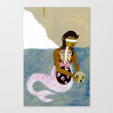 Lamia Canvas Print