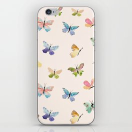 Beautiful Butterflies iPhone Skin