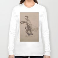 jared leto Long Sleeve T-shirts featuring Jared Leto. by TheArtOfFaithAsylum