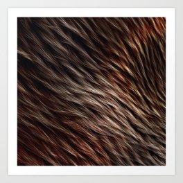 [24-07-16] - Fur Art Print