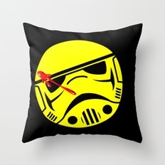 who watches the Empire Throw Pillow
