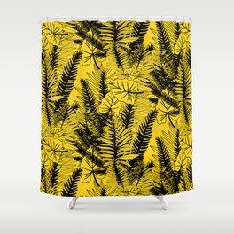 botanical 004 Shower Curtain