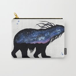 Milky Way Bear Carry-All Pouch