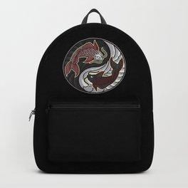 d1f47d2312f2f Japanese Koi Backpacks