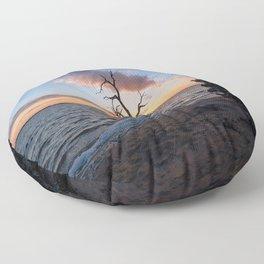 Bonney Sunset Floor Pillow