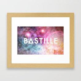 Bastille Galaxy 2 Framed Art Print