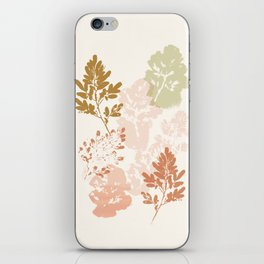 Leaves 1 iPhone Skin