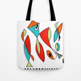 Tinman Tote Bag