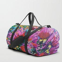 Australian Flora Duffle Bag