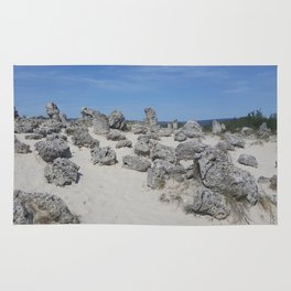 Stone forest Rug