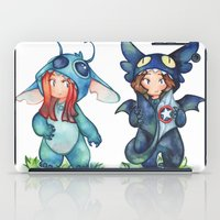 toothless iPad Cases featuring toothless by noCek