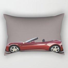 Ferrari California T Rectangular Pillow