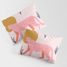 trot cat Pillow Sham