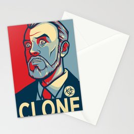 Kriegclone Stationery Cards