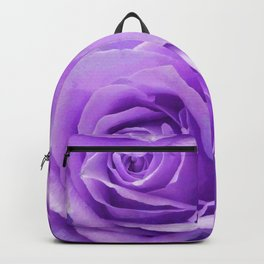 Violet roses Backpack