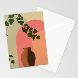 Ivy Decor Minimal  Stationery Cards