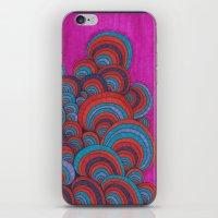 dr seuss iPhone & iPod Skins featuring Dr. Seuss 5 by Sarah J Bierman