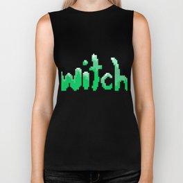 Witch Bubble Biker Tank