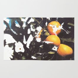 Just Oranges Rug