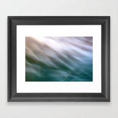 Flow VI Framed Art Print