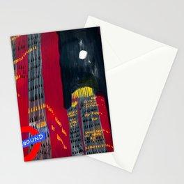 London Night Stationery Cards