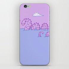 Little Nessie iPhone & iPod Skin