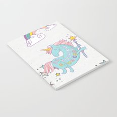 Be A Unicorn Notebook