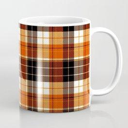 Autumn plaid Coffee Mug