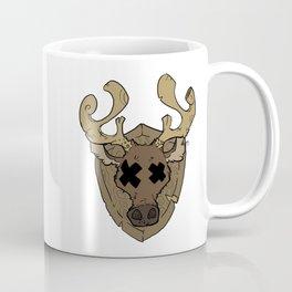 Stupid Deer Coffee Mug