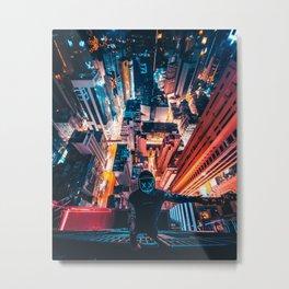 Nightscape Metal Print