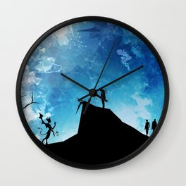 Dante's Inferno: Circle of Treachery Wall Clock