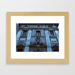 Chiesa S. Maria in Trivio of Rome Framed Art Print