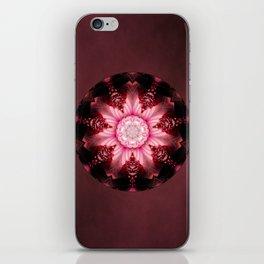 Mandala Feminity iPhone Skin