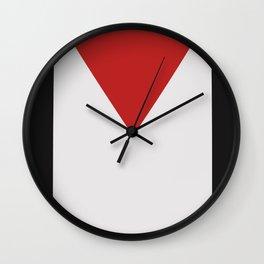 Rose-breasted Grosbeak Wall Clock